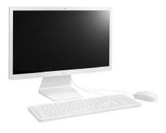 Computador Aio Lg 21.5 N2940 4gb Hd500 W10 - 22v270-l.bj31p1