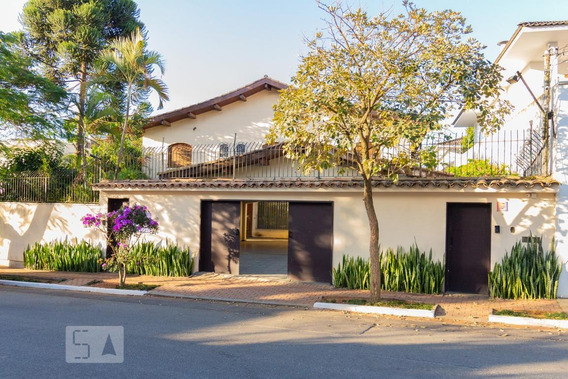 Casa Para Aluguel - Santo Amaro, 5 Quartos, 550 - 893111993