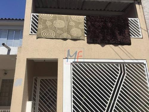 Imagem 1 de 30 de Ref 8592 Excelente Sobrado No Bairro Parque Casa De Pedra Tucuruvi, Com 2 Dorms Sendo 1 Suíte, 1 Vaga, Quintal Nos Fundos E 108 M² . - 8592