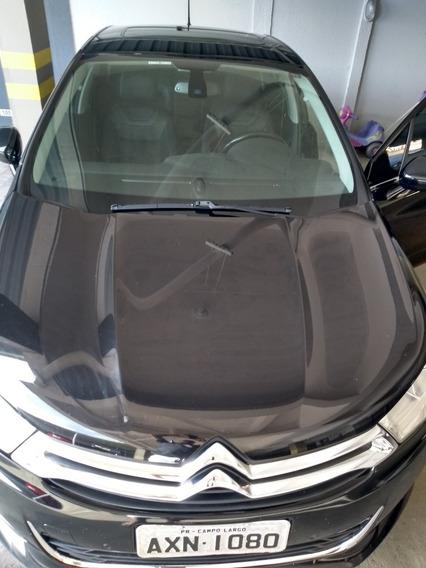 Citroën C4 1.6 Thp Exclusive Aut. 4p 2014