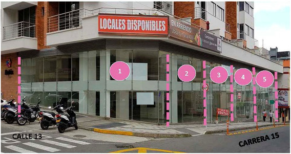 Local Comercial No 2 - 225,91 M2 Centro Armenia