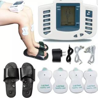 Monitor Gimnasia Pasiva Terapia Electro Masajeador Muscular