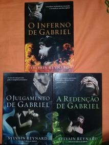 Trilogia - O Inferno De Gabriel (3 Livros)