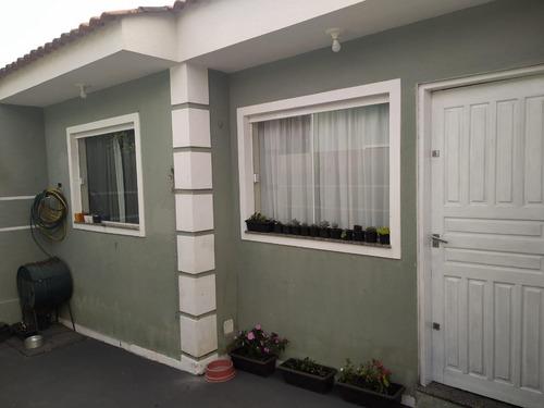 Casa Com 2 Dormitórios À Venda, 55 M² Por R$ 125.000,00 - Jardim Carvalho - Ponta Grossa/pr - Ca0788