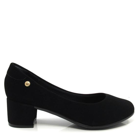 Scarpin Bico Redondo Feminino Olfer Shoes 1236-001