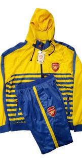Conjunto Agasalho Calça E Blusa Seleçao Arsenal Arsenal