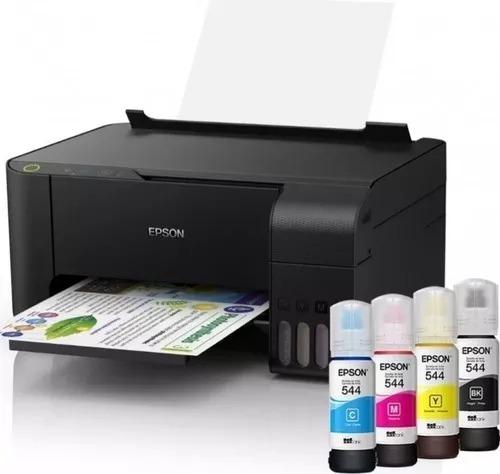 Impresora Multifuncional Epson L3110 Ecotank Sistema