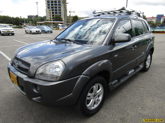 Hyundai Tucson Gl Mt 2000cc Aa 4x4