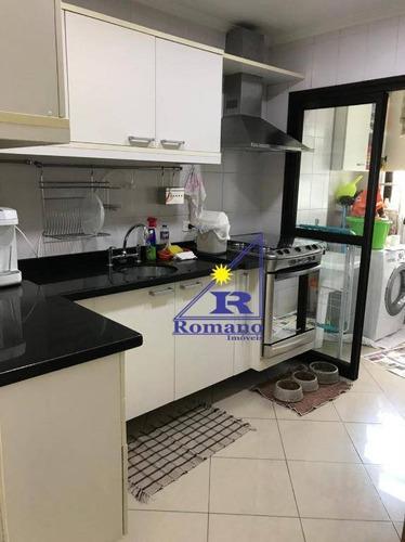 Apartamento Com 3 Dormitórios À Venda, 65 M² Por R$ 390.000,00 - Vila Augusta - Guarulhos/sp - Ap4300