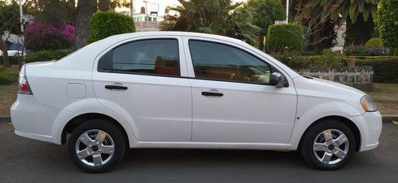 Chevrolet Aveo 1.6 M 5vel Mp3 R-14 Mt 2009