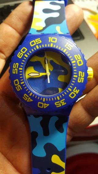 Reloj Swatch Scuba Aun En Catalogo Out In The Wild