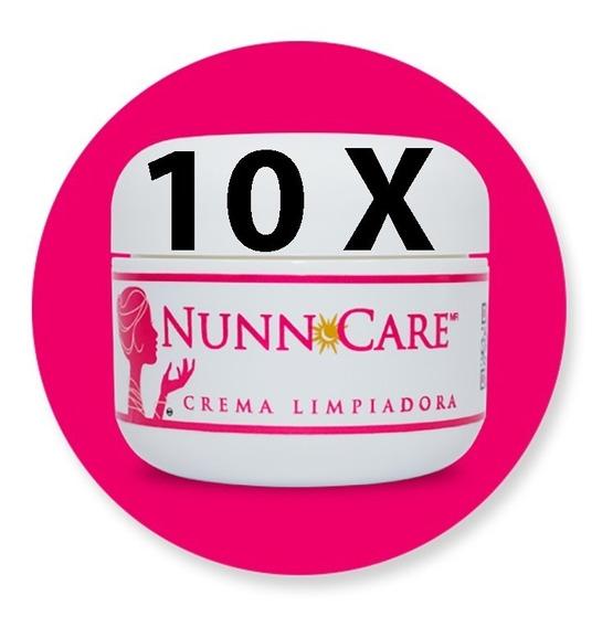 Nunn Care 10 Cremas + 10 Jab Artesana Envió Inmediato Gratis