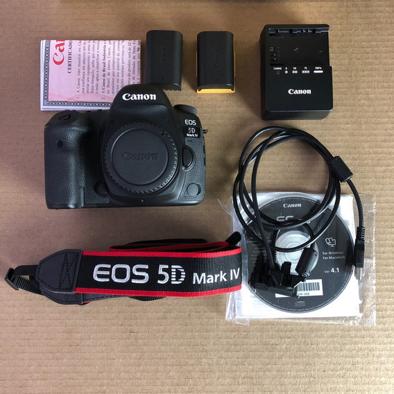 Canon Eos 5d Mark Iv Dslr Supernova