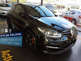 Megane Rs 3p 0km Plan Policia Negro Renault Cuota 2016