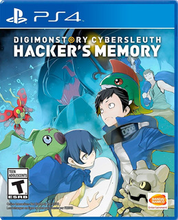 Digimon Story Cybersleuth Hacker