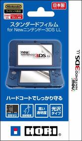 Pelicula New 3ds Xl/3ds Xl Original Hori Na Embalagem