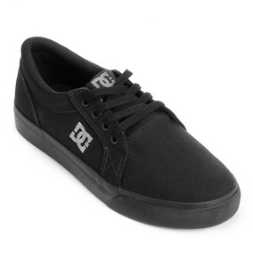Tênis Dc Shoes Episo Preto Sola Preta 50.01.0041