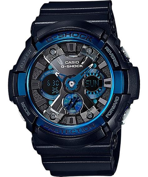 Relógio Casio G-shock Masculino Ga-200cb-1adr