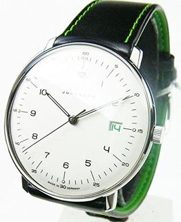 Junghans Max Bill 2018 Edition Graphic Series Reloj Para Hom