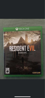 Resident Evil 7 Xbox One Original Impecable