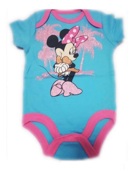 Body Para Niña Disney Baby De 3-6 Meses