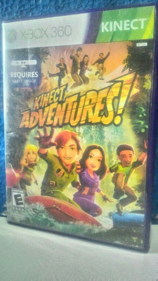 X Xbox 360 Kinect. Adventures