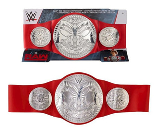 Wwe Cinturon - Raw Tag Team Championship - Mattel!!!