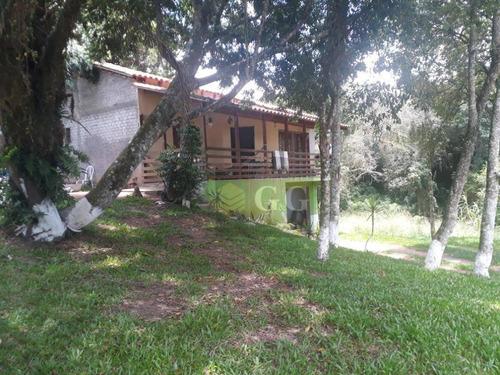 Casa Com 3 Dormitórios, 120 M² - Venda Por R$ 300.000,00 Ou Aluguel Por R$ 1.500,00/mês - Tarumã - Viamão/rs - Ca0818