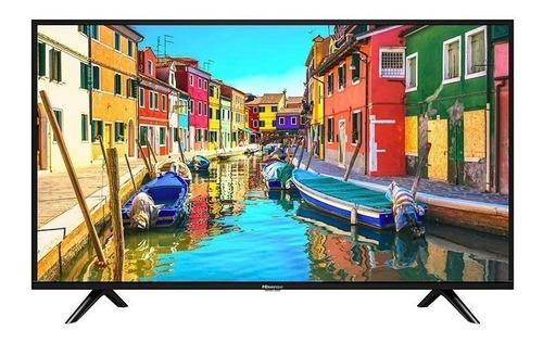 """Imagen 1 de 4 de Smart TV portátil Hisense H55 Series 32H5500F LCD HD 32"""" 120V"""