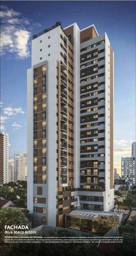 Imagem 1 de 15 de Apartamento - Padrão, Para Venda Em São Paulo/sp - Imob130