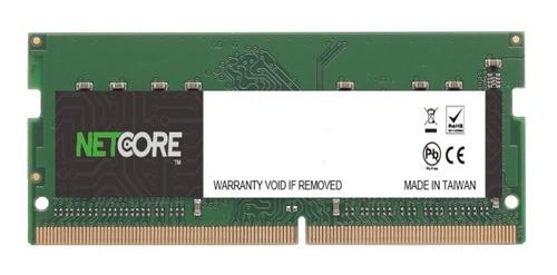 Imagem 1 de 2 de Memória Note Netcore 16gb Ddr4 3200mhz Note