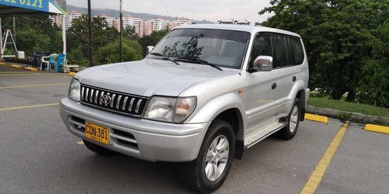 Toyota Prado Vx 2007 Full Equipo, Impecable Excelente Estado