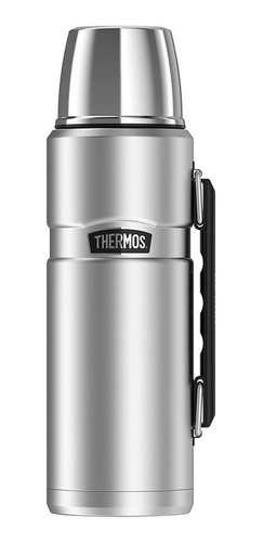 Termo Thermos Manija 1.2 Acero Inoxidable 24 Hs Frio/calor