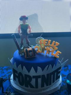 Candy Bar Fortnite, Chupaletas De Chocolate