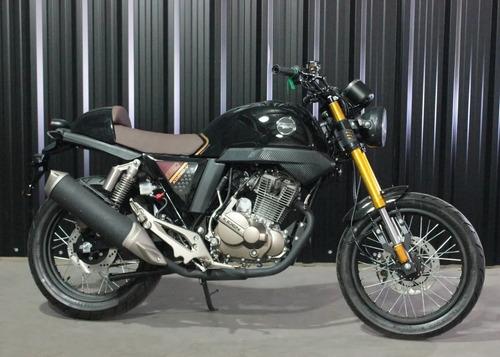 Imagen 1 de 13 de Moto 250 Kiden Kd 250-v 12 Cuotas S Interés Cafe Racer