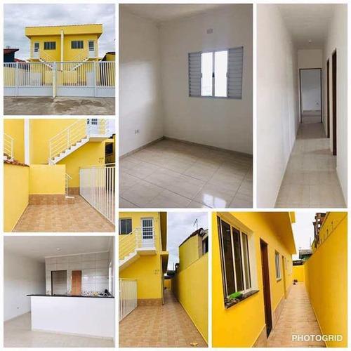 Casa Com 2 Dorms, Savoy, Itanhaém - R$ 160 Mil, Cod: 949 - V949