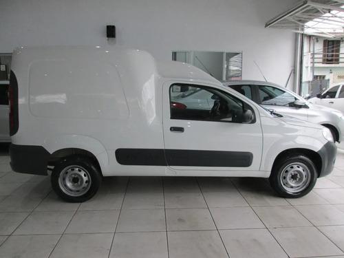 Fiat Fiorino Gnc 1.4 Okm Ant Minimo 10% + Cuotas Tasa 0% A-