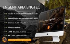 Engenheiro Mecânico:art- Laudo- Projeto-pmoc- Resp:tecnico