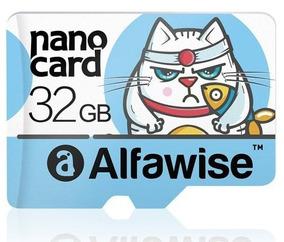 Cartão Micro Sd Classe 10 Alfawise 32gb