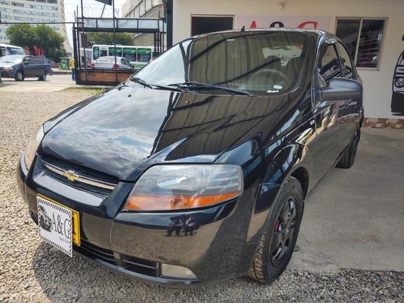 Chevrolet Aveo Mt Mod 2013
