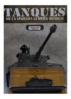 Tanques 2 G M Nº 39 Char B1 Bis Francia