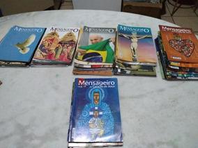 Lote De Revistas Mensageiro Do Coração De Jesus