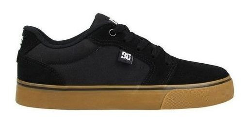 Tênis Preto E Caramelo Dc Shoes