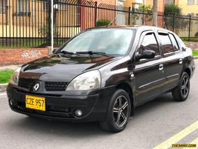 Renault Symbol Alizé 1400cc Mt 16v Aa Dh
