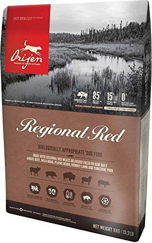 Orijen Regional Red 25 Lb