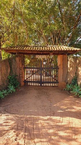 Imagem 1 de 14 de Chácara A Venda - Bairro Aparecidinha - Distrito De Jacuba