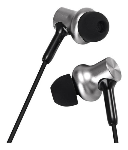 Imagem 1 de 3 de Fone De Ouvido In-ear Xiaomi Mi Pro Hd Silver Original