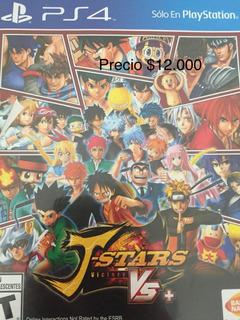 J-stars - Ps4