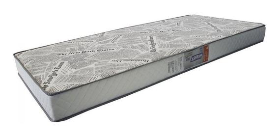 Colchão Solteiro Espuma D20 88cmx188cm Supreme Gazin
