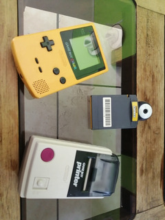 Set Game Boy Color Y Accesorios